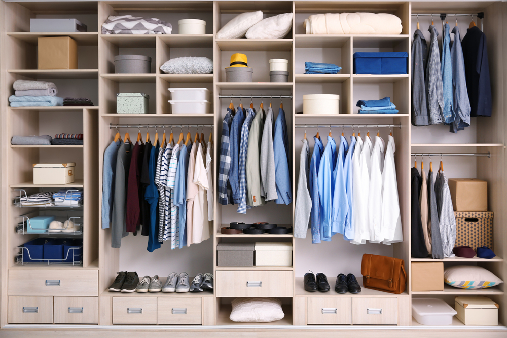 Comment Faire Un Dressing Pas Cher Guide Complet