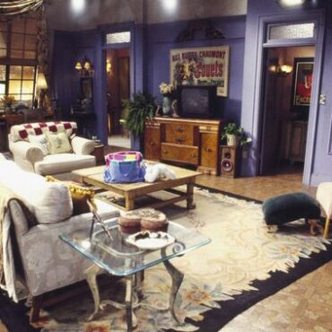 Appartement en séries : Joue la comme Monica Geller de Friends